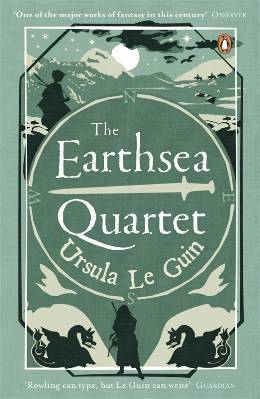 The Earthsea Cycle by Ursula LeGuin