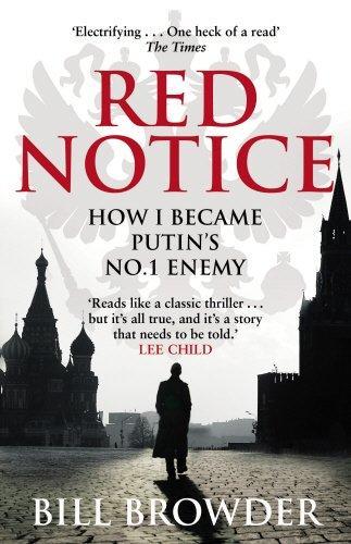 Red Notice by Bill Browder