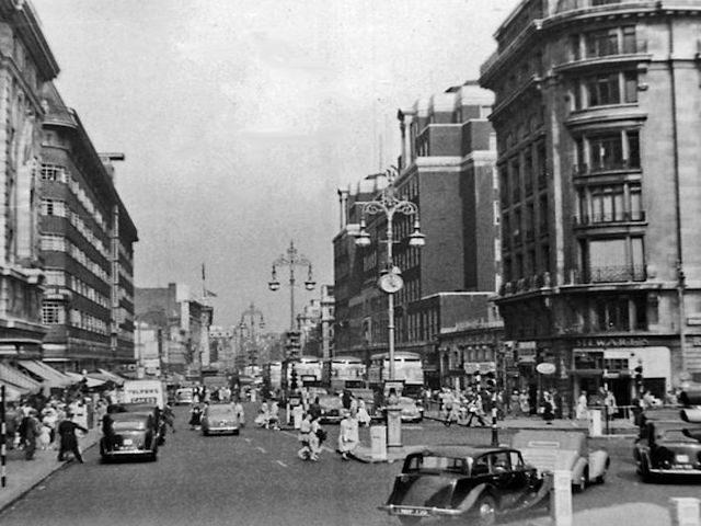 London 1950's