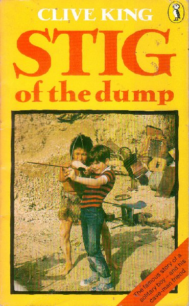 Stig of the Dump – Clive King