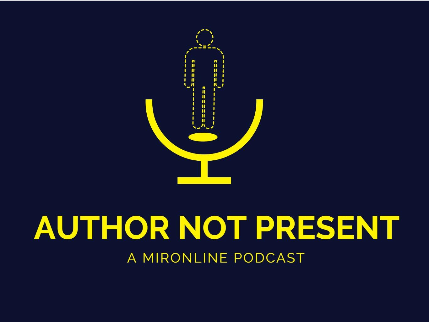 author not present icon